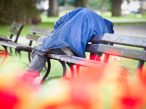 Being homeless in a heatwave is a fight for survival