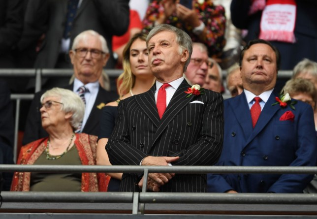 Arsenal's supporters have written a statement demanding change from the club's owner Stan Kroenke