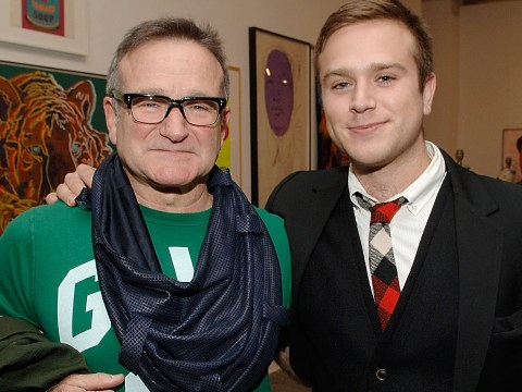 Robin Williams' son felt 'helpless' watching dad struggle: 'Sharing him with the world was hard'