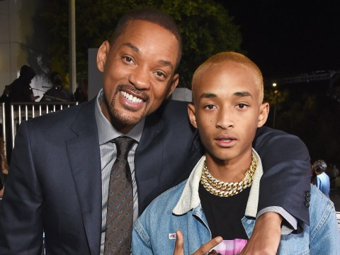 Will Smith jokes son Jaden 'got here' thanks to tequila as they celebrate his 21st birthday