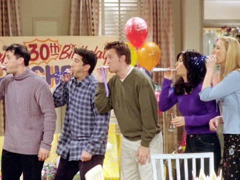 Friends will remain on UK Netflix so we can all breathe a sigh of relief