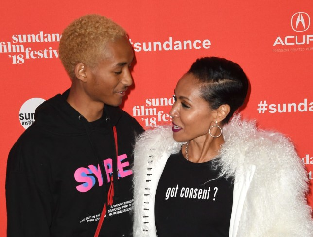 Jada Pinkett Smith tried to embarrass Jaden Smith