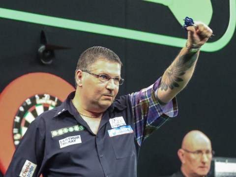 Can fishing and a diet help Gary Anderson retain his World Matchplay title?