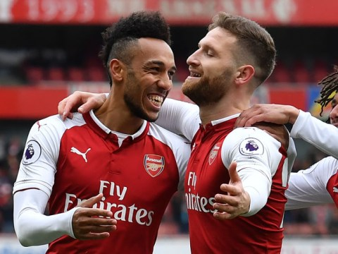 Pierre-Emerick Aubameyang 'likes' Instagram post about Arsenal finally selling Shkodran Mustafi