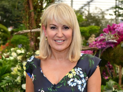 Nicki Chapman 'feeling fine' after almost losing eyesight to brain tumour: 'I call him Burt'