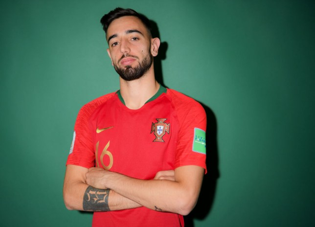 Bruno Fernandes is a target for Manchester United and Tottenham