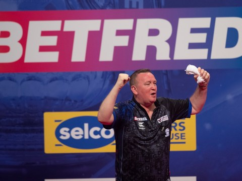 Glen Durrant delighted to stick it to the haters after stunning World Matchplay win over Michael van Gerwen