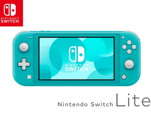 Nintendo planning to bring more 3DS franchises to Switch Lite