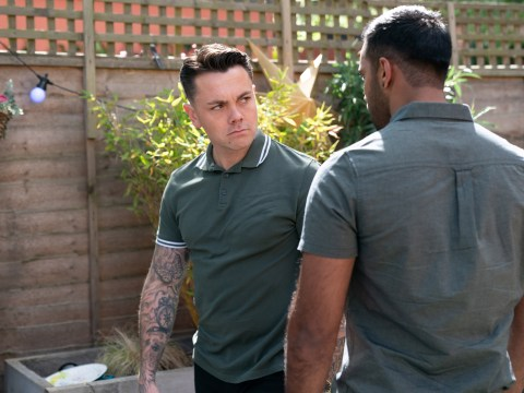Hollyoaks spoilers: Ste Hay destroys the Maaliks' Eid celebrations in extremism scenes
