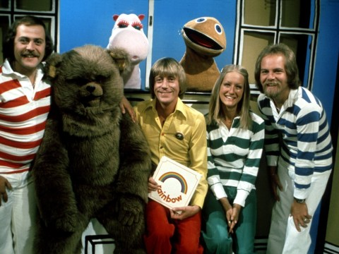 From secret S&M and heavy drinking to graphic puppet sex: Rainbow was not the kids TV show you thought it was behind-the-scenes