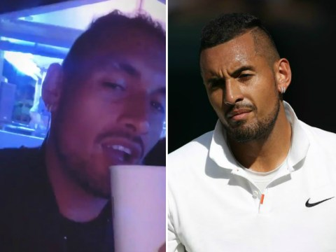 Nick Kyrgios parties after Rafael Nadal defeat despite mixed doubles promise