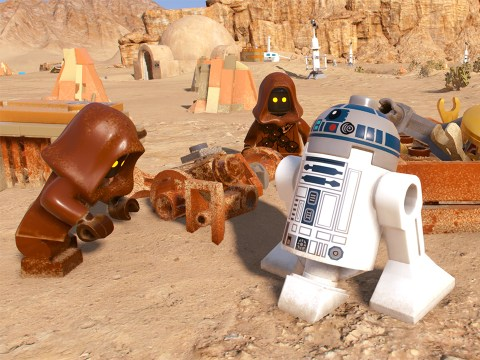 Lego Star Wars: The Skywalker Saga preview – subverting expectations