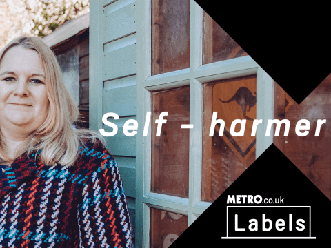 My Label and Me: I never imagined I'd still be a self-harmer at 40