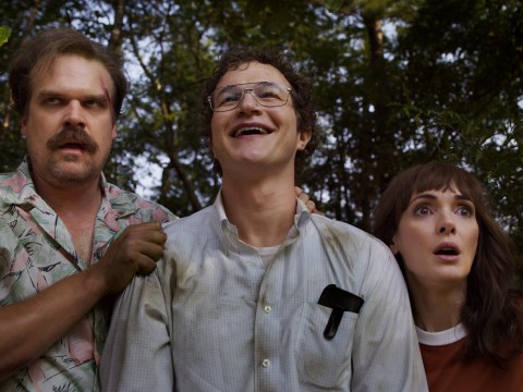 Stranger Things season 3's Alec Utgoff battled through secret injury: 'My muscles were spasming'