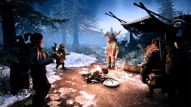 Mutant Year Zero: Road to Eden (NS) - imagine XCOM but with animals