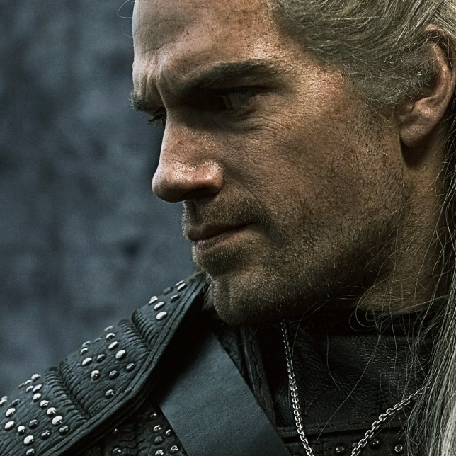 Henry Cavill in Netflix's The Witcher