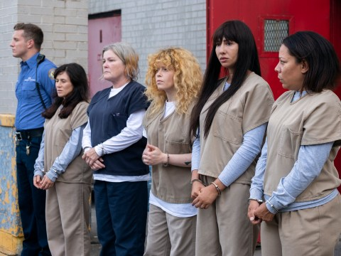 Who's in the cast of season 7 of Orange is the New Black?