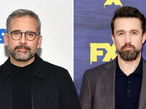 Steve Carell teases It's Always Sunny In Philadelphia and The Office crossover after Rob McElhenney 'blood feud'
