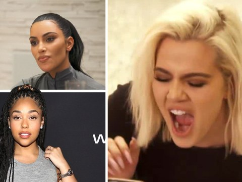 Keeping Up With the Kardashians finale: Kylie Jenner tells sisters not to 'bully' Jordyn Woods as Kim admits she 'can be petty'