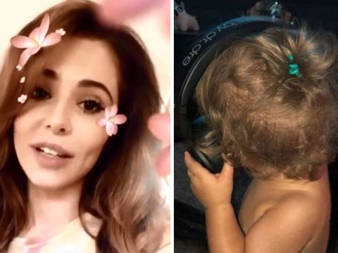 Cheryl let fans hear son Bear's voice for the first time and we can't handle the cuteness