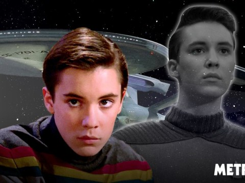 The Big Bang Theory's Wil Wheaton reckons Star Trek character Wesley Crusher is probably 'an international space hobo' these days