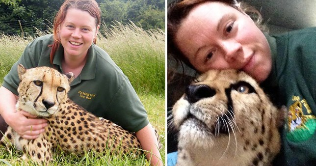 Zookeeper Rosa King died when a tiger mauled her to death while at Hamerton Zoo