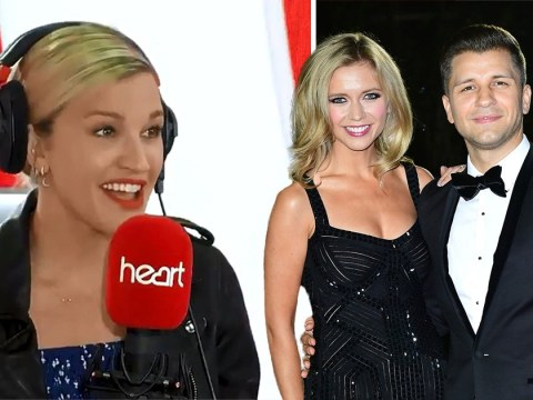 Pasha Kovalev told Strictly Come Dancing pal Ashley Roberts he was 'travelling' to cover up secret wedding to Rachel Riley
