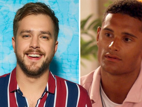 Love Island's Iain Stirling nicknames Danny Williams 'the travel agent' and viewers are cracking up