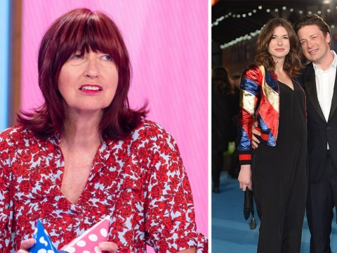 Loose Women's Janet Street-Porter brands Jamie and Jules Oliver's wedding vow renewal a 'PR stunt'