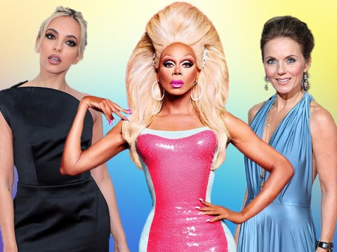RuPaul's Drag Race UK announces Little Mix's Jade Thirlwall and Spice Girl Geri Horner for judges line-up