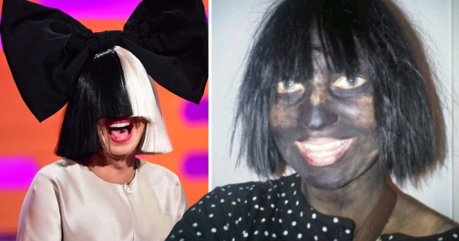 Sia denies using blackface after Taylor Swift fan dig up old pic