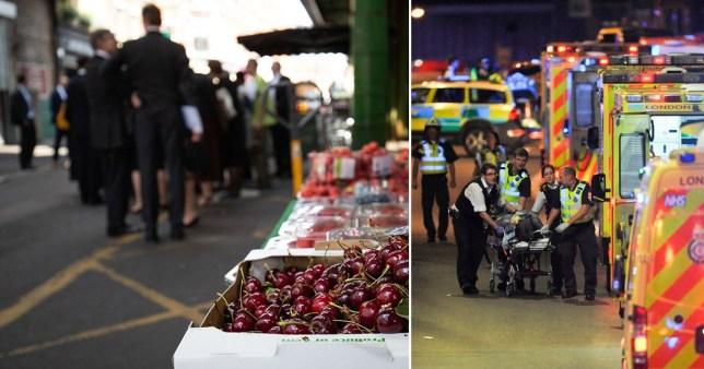 Borough Market London Bridge attack inquest