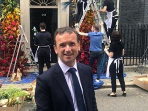 Tory MP called a 'hypocrite' for Pride photo after voting against gay marriage