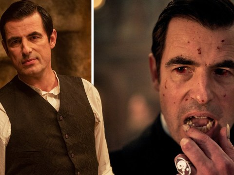 BBC and Netflix release first teaser pics of Dracula and it'll give you chills