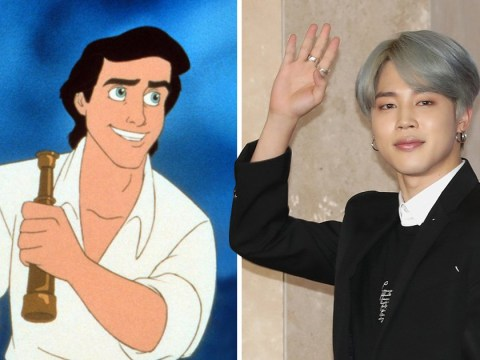 BTS's Jimin is the internet's suggestion to play Prince Eric in The Little Mermaid
