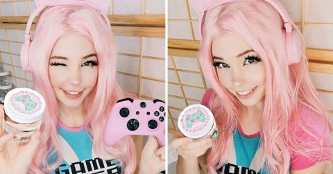 Belle Delphine Is Selling Her Bath Water And Is Getting Explicit Requests Metro News Read on to know more about the cosplayer model, her boyfriend and her complete biography. belle delphine is selling her bath