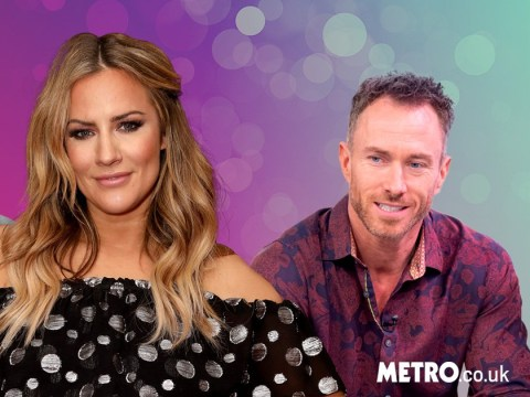 Love Island's Caroline Flack jumps to Anna Vakili's defense as James Jordan brands islander 'nasty'