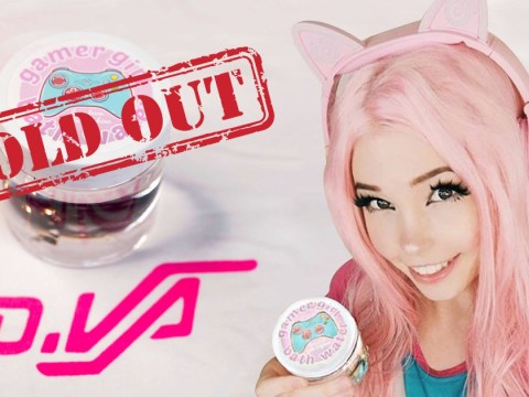 Belle Delphine sells 'gamer girl bathwater' to thirsty folks and is getting explicit requests