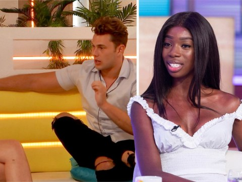 Love Island's Yewande Biala says Curtis Pritchard has a 'game plan' after 'lying' to Amy Hart for weeks