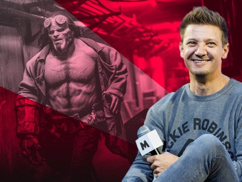 Jeremy Renner has 'zero regrets' turning down the role of Hellboy