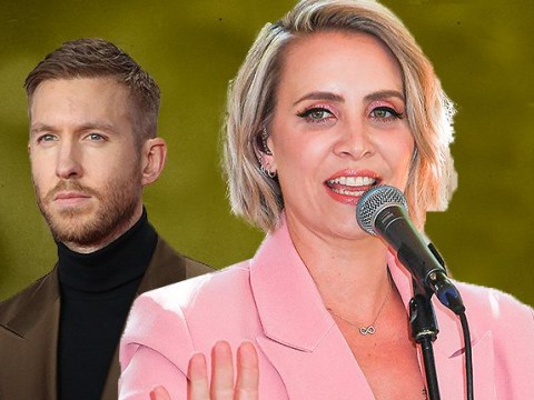 Claire Richards does not think Steps are 'cool enough' to work with Calvin Harris