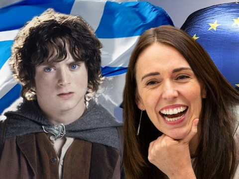 Scotland won't get Lord of the Rings shoot because of 'Brexit'