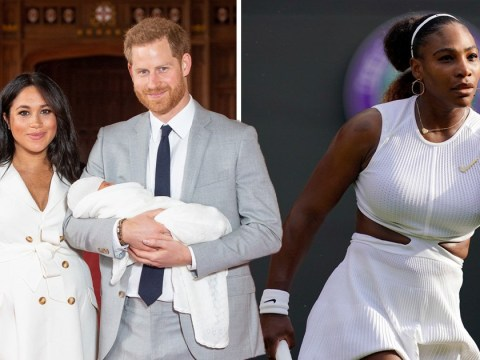Serena Williams confirms she will not attend Archie's christening as Prince Harry and Meghan prep for ceremony