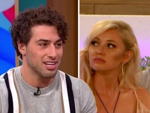 Love Island's Kem Cetinay reckons Curtis Pritchard should have been honest to Amy Hart from the beginning