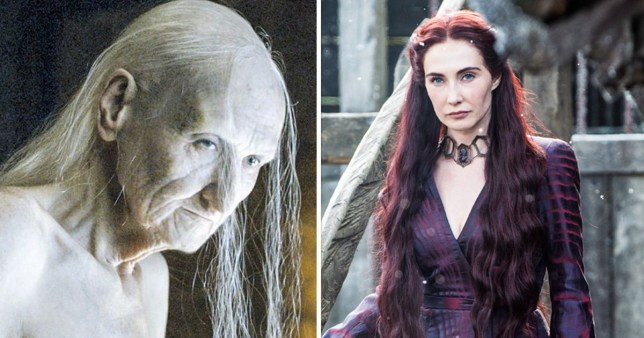Melisandre to be in GOT prequel?