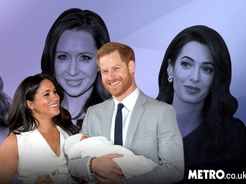 Royal christening: Could these be Archie's secret godparents?