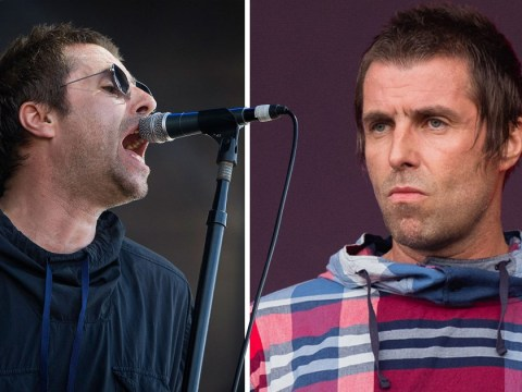 Liam Gallagher promotes new album after apologising for sending 'threatening message' to teen niece