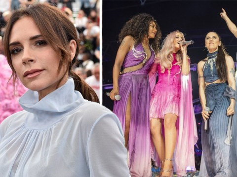 Victoria Beckham admits it took 'a lot of courage' to turn down Spice Girls reunion tour