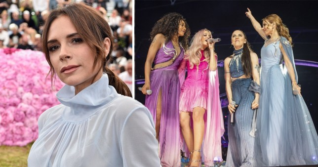 Victoria Beckham can 'never see herself performing with Spice Girls again'