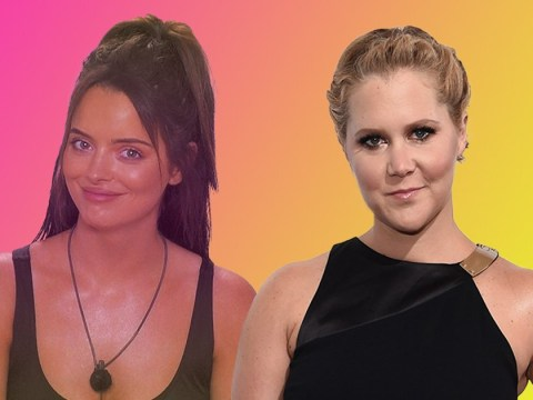 Love Island superfan Amy Schumer offers shout out to 'homie' Maura Higgins
